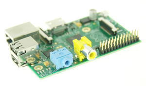 Raspberry Pi Model B_Facebook